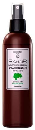 Спрей для облегчения расчёсывания Egomania RicHair Moinsture Infusion Spray Detangler