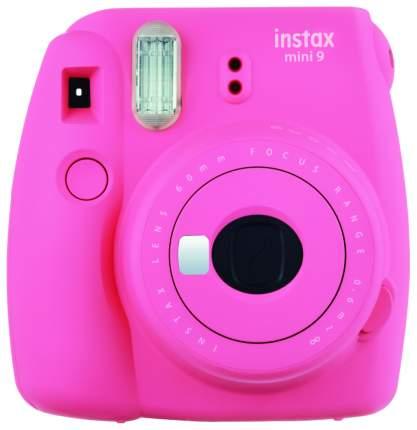 Фотоаппарат моментальной печати FUJIFILM SET CHAMPION Instax Mini 9 Pink