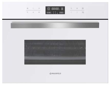 Встраиваемый электрический духовой шкаф MAUNFELD MCMO.44.9GW White