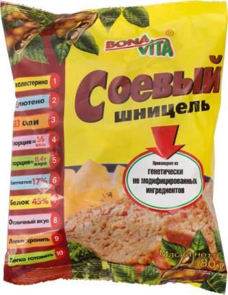 Шницель соевый Bona Vita без глютена 80 г
