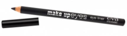 Карандаш для глаз Eva Mosaic Make Up Eyes Черный