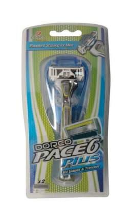 Станок для бритья Dorco Pace 4, 3 шт
