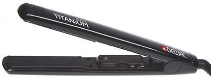 Выпрямитель волос Dewal Black Titanium 03-108 Black