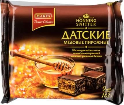 Пирожное Makfa медовое датское 162 г