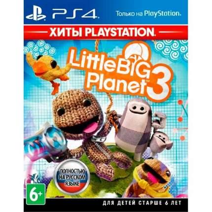 Игра для PlayStation 4 LittleBigPlanet 3