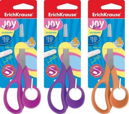 Ножницы для левшей ErichKrause® Joy Ergo, 14см (в блистере по 1 шт.)