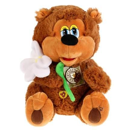 Мягкая игрушка Мульти-Пульти Медвежонок (трям, здравствуйте) 25 см