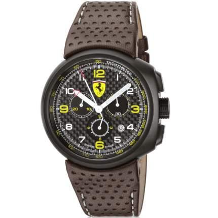 Наручные часы Ferrari F1 270033661Rcarbon fibre/brown