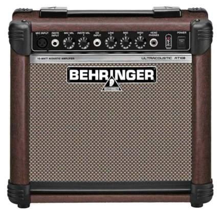 Комбоусилитель Behringer AT108