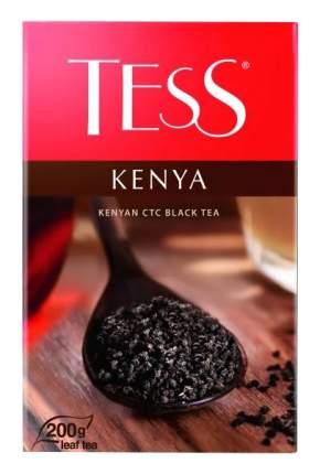 Чай черный Tess Kenya гранулированный 200 г