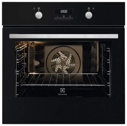 Встраиваемый электрический духовой шкаф Electrolux OPEB4330B Black