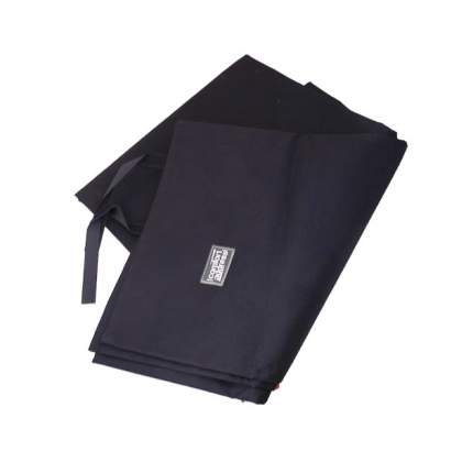 Накидка для перевозки собак в машине Сomfort Address, черная, 150х150см