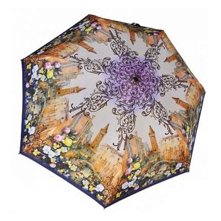 Мини-зонт автомат Три Слона 294-H-01 оранжевый