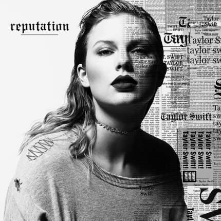 Reputation (CD) Taylor Swift 