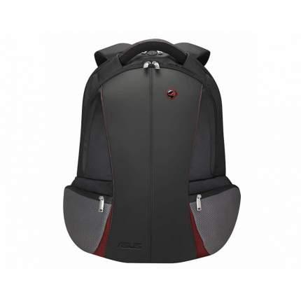 """Рюкзак для ноутбука чёрно-серый 17"""" ASUS ROG Artillery 90XB04D0-BBP000"""