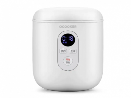 Мультиварка Xiaomi OCOOKER Induсtion Heating Rice Cooker 1.2L White