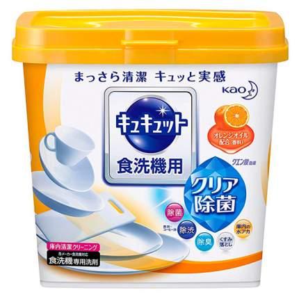 Порошок для посудомоечных машин Kao CuCute с ароматом апельсина 680 г