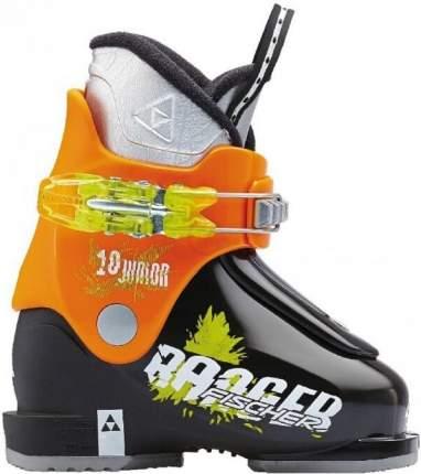 Горнолыжные ботинки Fischer Ranger Jr 10 2015, black/orange, 17.5