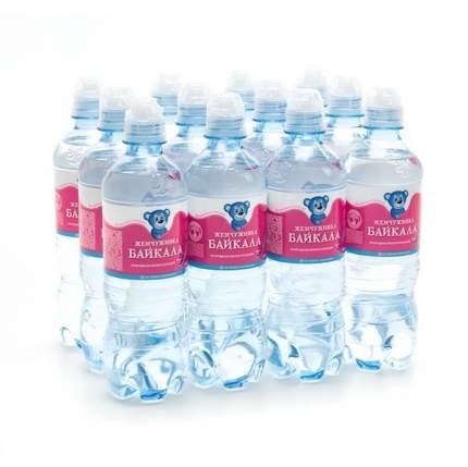 Детская минеральная вода Жемчужинка Байкала 12 шт. по 0,5 л
