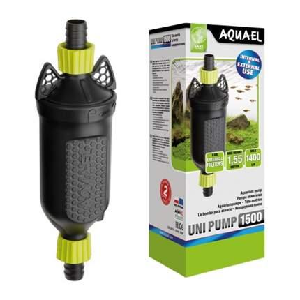 Помпа для аквариума подъемная Aquael Uni Pump 1500, погружная, 1400 л/ч, 19 Вт