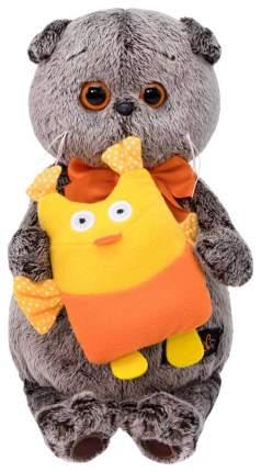Мягкая игрушка BUDI BASA Басик с совой, 22 см