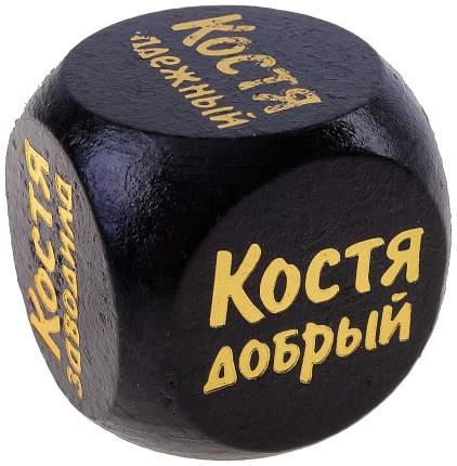 Кубик для настольных игр Sima-Land Костя 647193