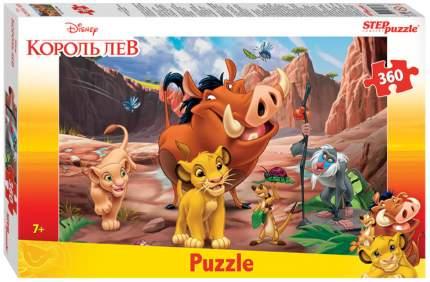 Пазлы Step Puzzle Disney Король Лев, 360 элементов