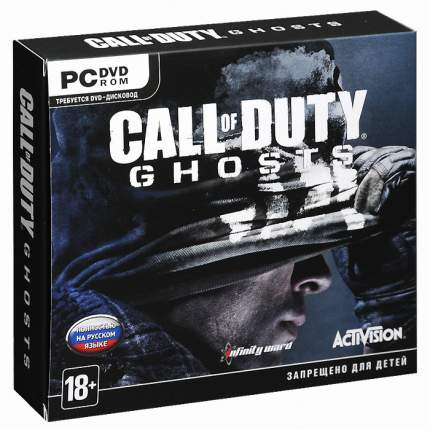 Игра Call of Duty: Ghosts для PC