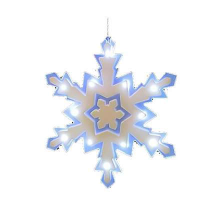 Световая фигура Snowhouse SF-12W 25см
