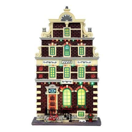 Lemax Фасад Дом Мистера Ван Халена, 30*15 см, подсветка, батарейки 45731