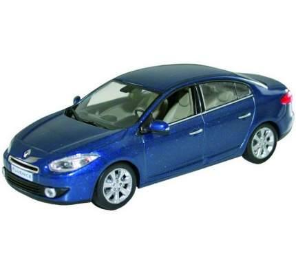 Модель Renault Fluence 7711431020 1/43 Blue