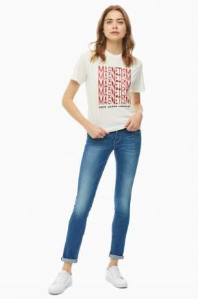 Джинсы женские Pepe Jeans PL200019D45.000 синие 25/30