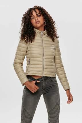 Куртка женская ONLY 15180906 бежевая XS