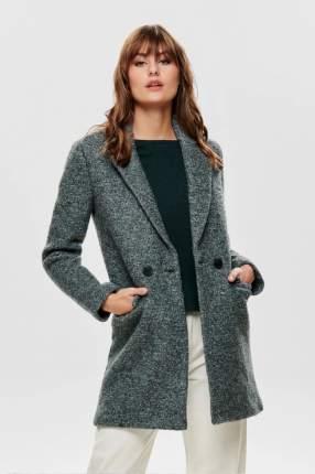 Пальто женское ONLY 15180902 зеленое S