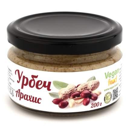 Урбеч Vegan-food  из ядер арахиса 200 г