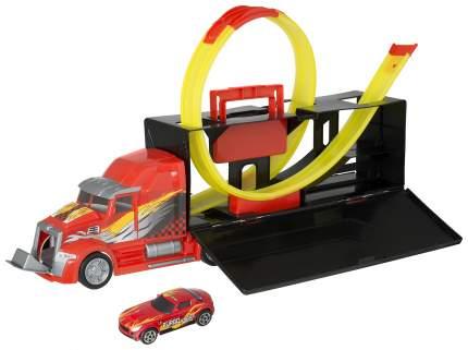 Трек Halsall Toys Int-автотранспортер Teamsterz