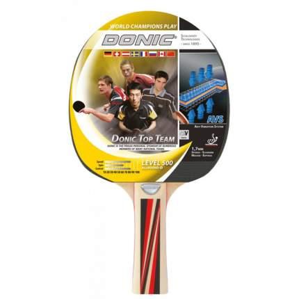 Ракетка для настольного тенниса Donic Schildkrot Top Team 500, Тренировочный Top Team 500