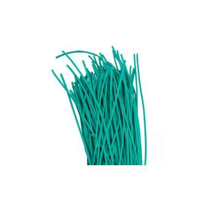 Термоусадка EKF ТУТ  4/2 зеленая в отрезках по 1м PROxima 100 шт