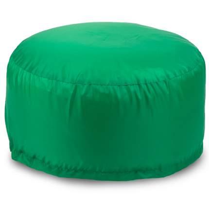 Бескаркасный пуф-таблетка ПуффБери Таблетка L, оксфорд, Зеленый