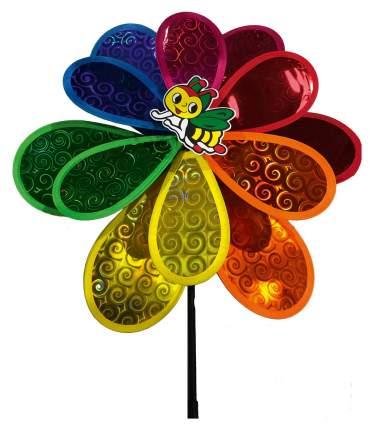 Вертушка на цветочке Наша игрушка 50 см