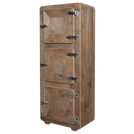 Платяной шкаф ROOMERS Фриджи HA-LLFGY035TAVRPEZ 72х52х184, коричневый