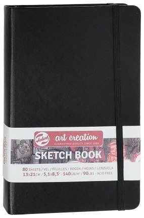 Скетчбук Royal Talens Art Creation 130x210 мм 80 листов Черный