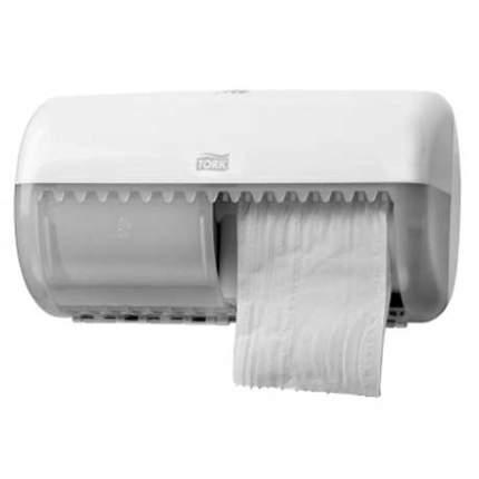 T4 Tork Elevation Диспенсер д/туалетной бумаги в стандартных рулонах, белый, 1/8  (557000)