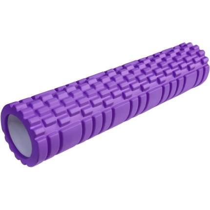 Ролик для йоги и пилатеса Hawk E29390, фиолетовый