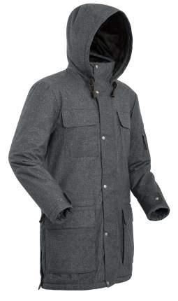 Пальто  SHL FORESTER 8001-9609-054 СЕРЫЙ ТМН 54