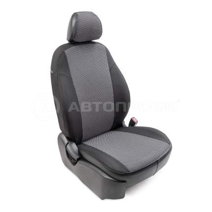 Чехлы на сиденья модельные жаккард Kia Ceed 2012- / 86131