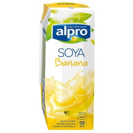 Напиток соевый Alpro банановый 1000 мл