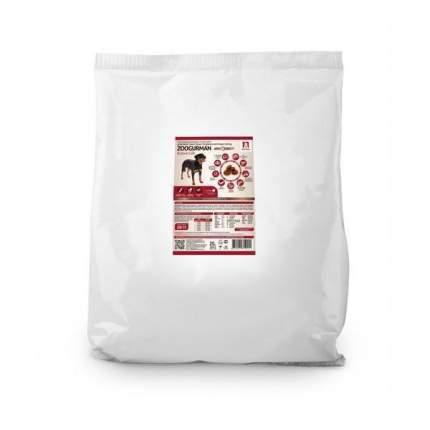 Сухой корм Зоогурман Active Life для собак средних и крупных пород (20 кг, Индейка)