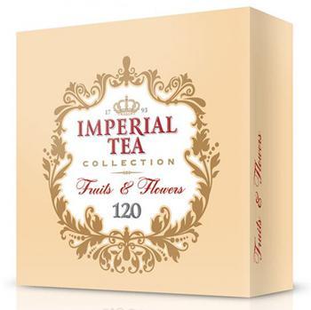 Чай черный байховый фруктовый ассорти мелкий