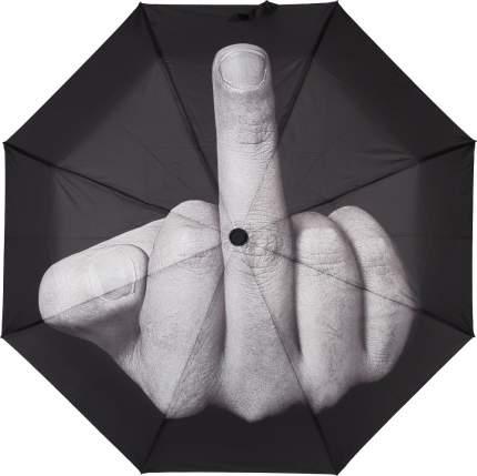 Зонт Art. Lebedev Фак дождю черный